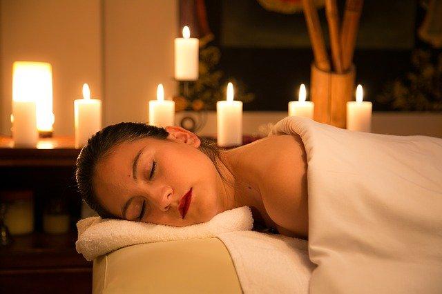 masaż to głębokie odprężenie i działanie prozdrowotne