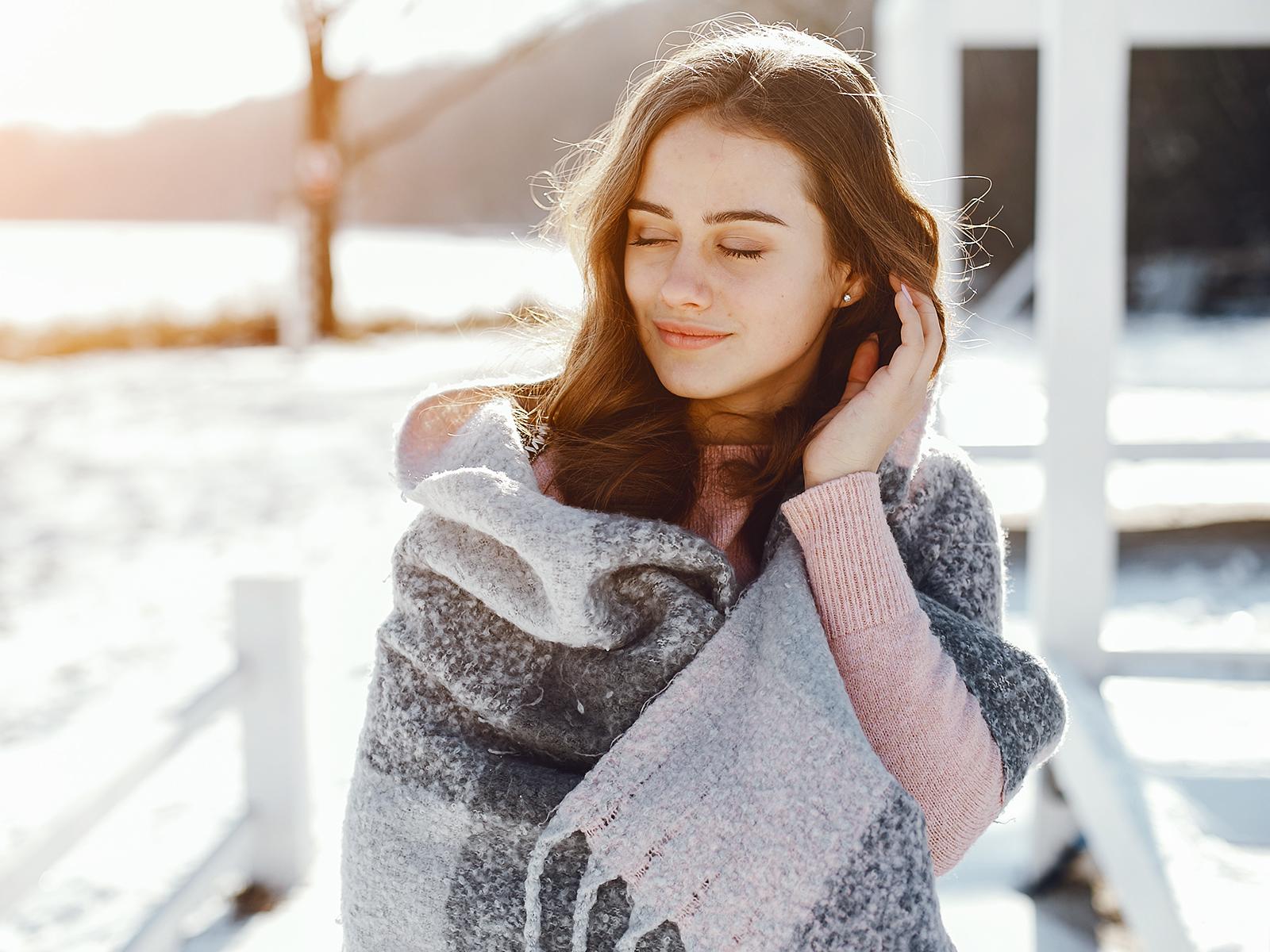 profesjonalne zabiegi kosmetyczne idealne na zimę