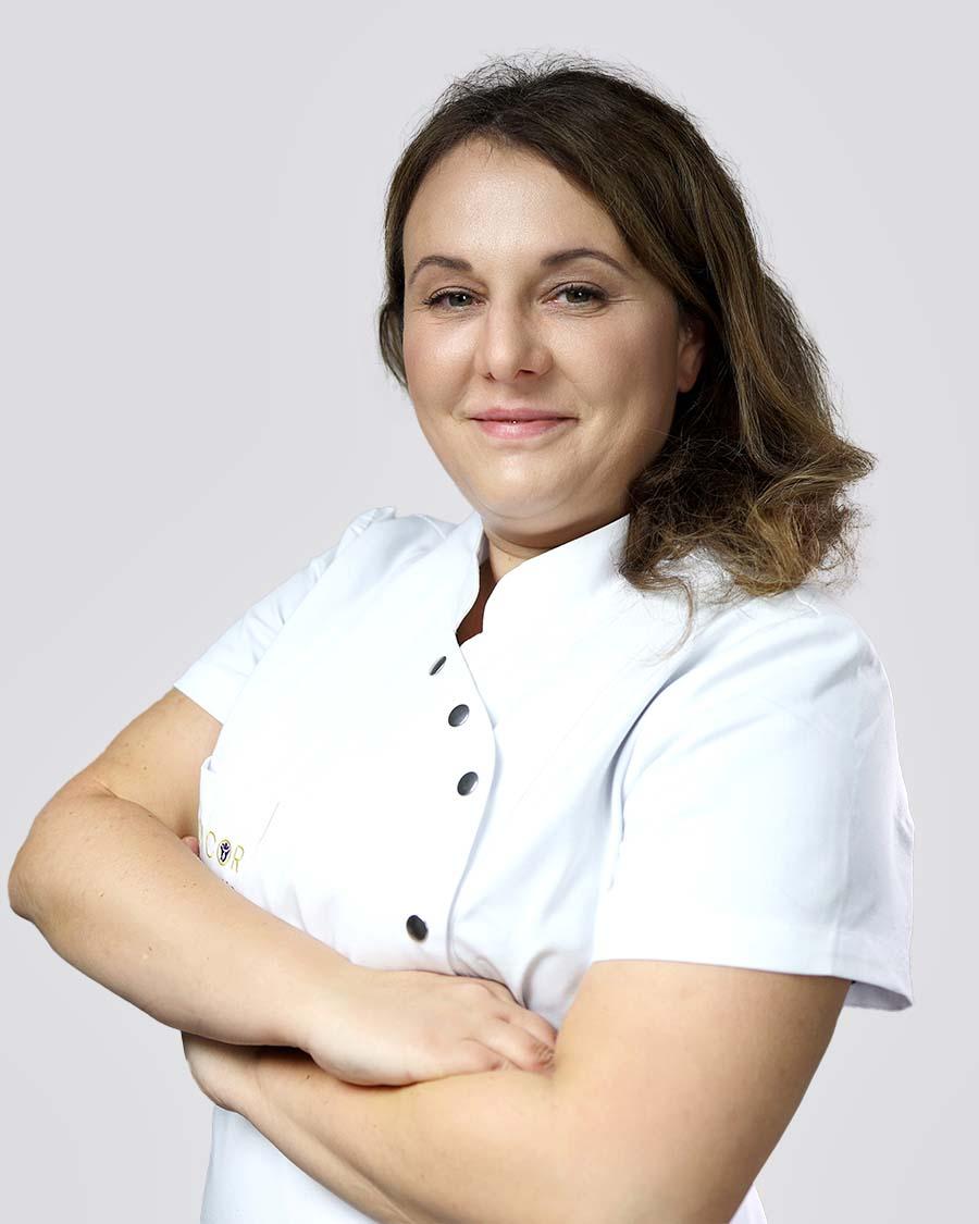 lek. med. Karolina Kozicka - Dermatolog